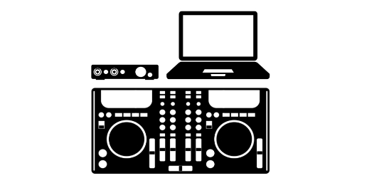 dj controller setup