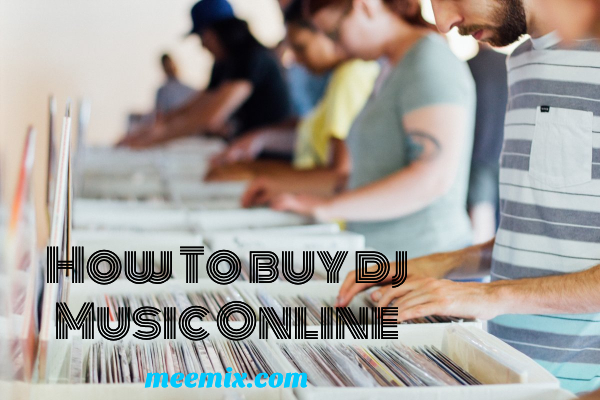 how to buy dj music online