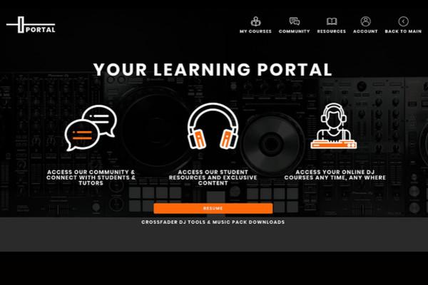 online dj course wearecrossfader