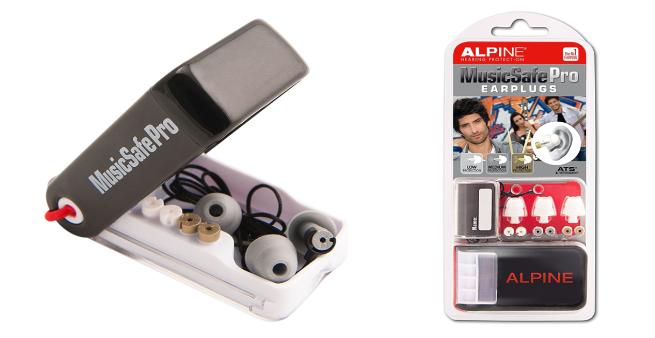 gift ideas for djs earplugs
