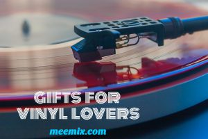 19 Gifts For Vinyl Lovers